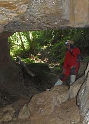 Cuarta imatge de la secció The cave