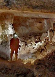 Segona imatge de la secció The cave
